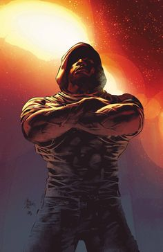 Luke Cage #1 Mike Deadato jr.