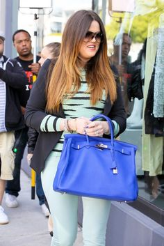 Love this outfit on Khloe