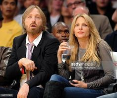 Mr. & Mrs. Petty; what a cute couple!