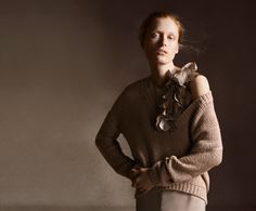 Look 48 | Women | Fall Winter 2014/2015 | Collections | Brunello Cucinelli