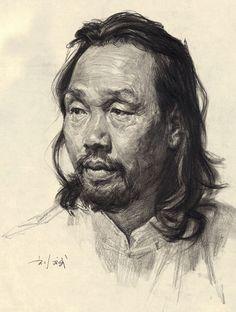 Hình Họa Chân Dung - How To Draw Library
