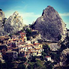Castelmezzano. Basilicata, Italy - the home of the Flight of the Angel, incredible!