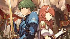 Fire Emblem Echoes #Shadows of Valentia is a remake done right and the perfect 3DS victory lap #VideoGames #echoes #emblem #perfect #remake