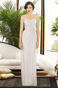 2013 Bridesmaid Dresses Sheath/Column Sweetheart Floor Length Chiffon With Ruffle USD 99.99 EPP8X5QZEM - ElleProm.com