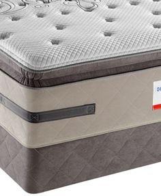 Sealy Tambour Select Plush Euro Pillowtop Mattress $199.99 (Reg ...
