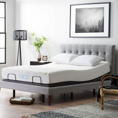 Did you know the Lucid L300 is the #1 Adjustable Base on the Internet? If you are looking to change the way you sleep, we'd recommend personalizing your bed with an adjustable bed base!