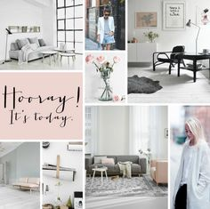 The Design Chaser: Friday Moodboard