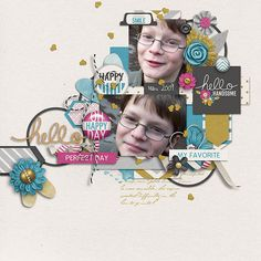 Make It Three Vol. 1 by Dagi's Temp-tations http://store.gingerscraps.net/Make-It-Three-Vol.1.html Hello There Bundle by Tickled Pink Studio http://www.sweetshoppedesigns.com/sweetshoppe/product.php?productid=28504&page=2