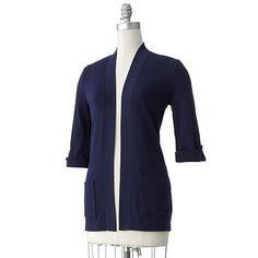 blue sweater size med-lg