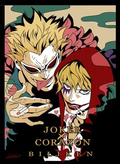 Doflamingo and Corazon