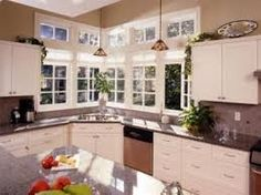 furniture, corner sink with a view: the advantages and