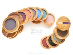 Enhance your eyes with long-lasting natural pigments! Pearly or Matte, infused with ginger root extract, sunflower & olive oil, bamboo stem powder and all the skincare properties of 100% natural ingredients! #ChemicalFree   ZaoOrganicMakeup.com #NoNanoparticles #ParabenFree #NoPhthalates  #SafeMakeup #CleanBeauty #CrueltyFree #Refillable #Sustainable #LuxuryMakeup #CleanMakeup #CleanBeautyRevolution #NoAnimalTesting #HealthyLiving #Makeup  #Highlight #MakeupLover #OrganicMakeup #LuxeLife