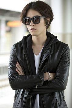 pic of jo yoon woo | Jo Yoon Woo as Ah Rang