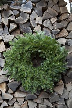 Last year I had a shoot at my house for Yankee Magazine, it was all about hand-made wreaths from Maine. Christmas Lodge, Christmas Mood, Country Christmas, Christmas Colors, Christmas Wreaths, Christmas Decorations, Christmas Greenery, Thanksgiving Holiday, Bouquet