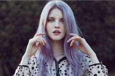 Lavender Love: 17 Photos Of Purple Hair To Swoon Over | Lovelyish