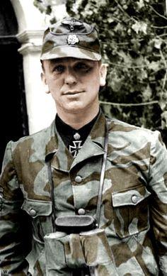 """Panzer"" Meyer."
