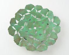 Ginkgo Leaf Plate