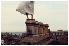 Sometimes you just need to go up to get a better view.   Gillian Gamble Photography
