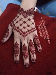 henna pictures collection
