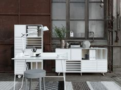 New line of furniture from Voice of Sweden. Love.