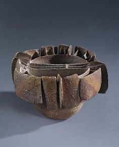 La Borne - Magen Gallery; Monique Lacroix-Mohy, Sculptural Bowl, c. 1960