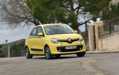 Renault Twingo 2016 road test (Athens-Greece)