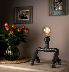 Industrial Standard Lamps with Decorative Lights Modern Lighting Lamp Ideas for Home and Office
