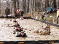 New England tough mudder event date and races information for May 31 - Jun 1 2014. Built in a valley of the towering Green Mountains, #toughmudder #mudder