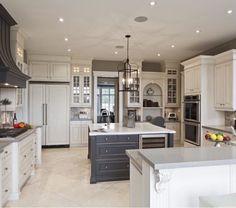 Kitchen Island, Kitchen Cabinets, Painting Cabinets, Country Kitchen, French Country, Kitchen Remodel, Dream Kitchens, House, Kitchen Ideas