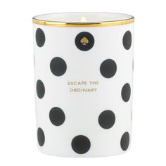 Discover the Kate Spade White Willow Scented Candle at Amara