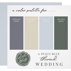 Shop Dusty Blue Yellow & Green Color Palette Card created by GraphicBrat. Green Colour Palette, Color Palate, Green Colors, Gray Color, Color Shades, Paint Color Schemes, Paint Colors, Interior Design Color Schemes, Hex Color Codes