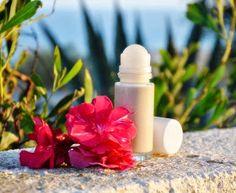 Cosmética Natural Casera Blog: Receta Desodorante casero con extracto de té verde