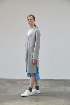 2 Way Poket Long Outer