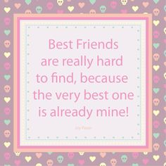Best friend Joy Paper