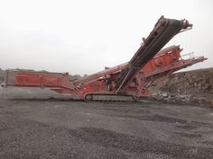 TEREX-FINLAY 694 YOM 2007 FOR SALE Screens, Rock, Stone, Canvases, Skirt, Locks, Stones, The Rock, Rock Music