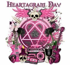 Happy Heartagram Day 2015