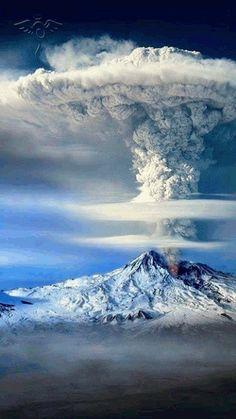 Mount Ararat Eruption, Turkey - Carlos Concini - Google+