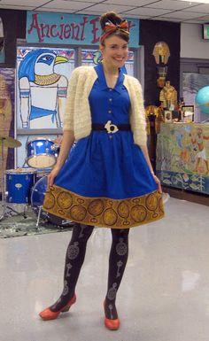 thursday diy dress