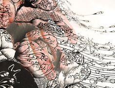 Absolutely Amazing Paper Cutting Art by H.Aoyama