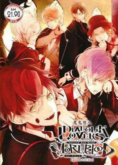 Anime Diabolik Lovers Season 2 Dvd Manga Toms