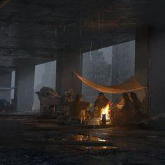 Apocalypse World, Apocalypse Art, Mad Max, Monet, Apocalypse Aesthetic, Post Apocalyptic Art, Zombies, Levi X Eren, Character Aesthetic