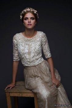 Chana Marelus Haute Couture Fall -  Winter  2015-2016
