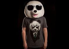 Agent Panda T-Shirt