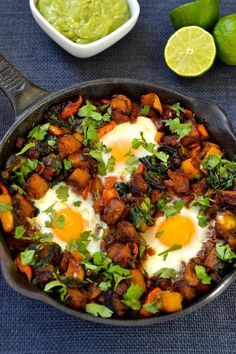 Mexican Breakfast Hash | 31 Low-Carb Breakfasts That Will Actually Fill You Up #healthy