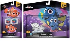 Disney Infinity 3.0 Finding Dory Themed Bundle - Finding ...