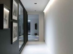 D co entree couloir gris - Couloir gris anthracite ...