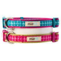 Martha Stewart Pets™ Houndstooth Dog Collar - PetSmart