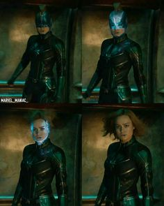 From - ➡️SWIPE➡️HD Screenshots from the new trailer! Did this trailer hype you up for the movie? Miss Marvel, Defenders Marvel, Captain Marvel Carol Danvers, Marvel Series, Dc Movies, Batman Comics, Marvel Characters, Marvel Cinematic Universe, Marvel Avengers