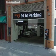 NYC Parking Garages | Daily & Monthly Discounts | Icon Parking
