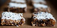 Protein bars | Bicycling